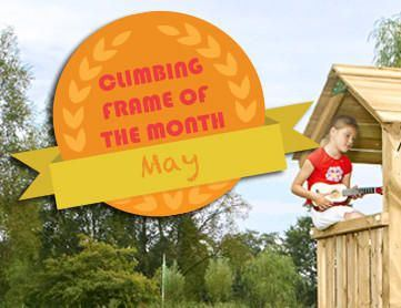 Climbing Frame of the Month: May