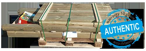 Pallet Standard Timber